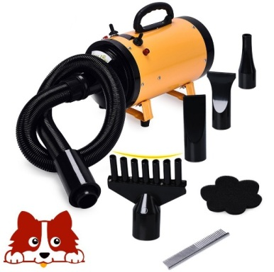 Pet Grooming Force Hair Dryer Contest