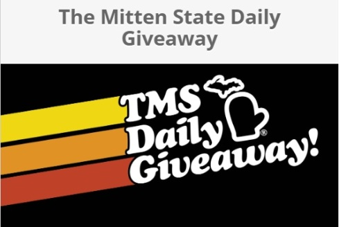 The Mitten State Daily Giveaway